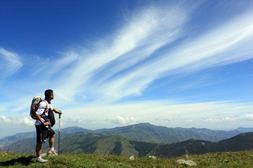 Maisons d'hôtes en haute montagne, ski, air pur, randonnées
